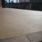 Porous Rubber Mulch Pathways in Adversane 4