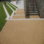 EPDM Rubber Pathway Surfacing in Broadmoor Common 1