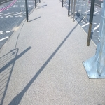 Resin Bound Path Surfacing in Achmore 6
