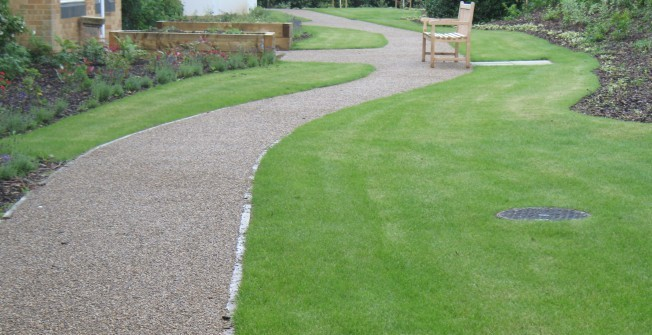 Stone Pathway Installers in Shropshire