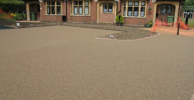 SuDS Stone Paving in Dunnington