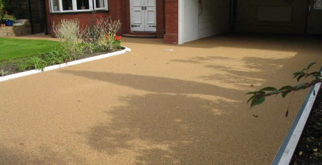 SureSet Resin Bound Surfacing in Abermule/Aber-miwl