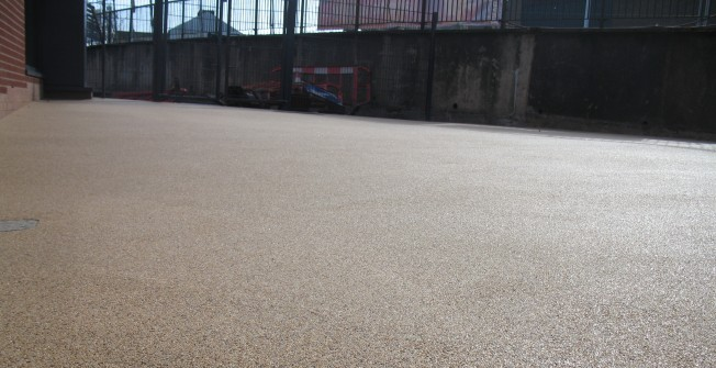 Addagrip Resin Surfacing Specifications in Airthrey Castle