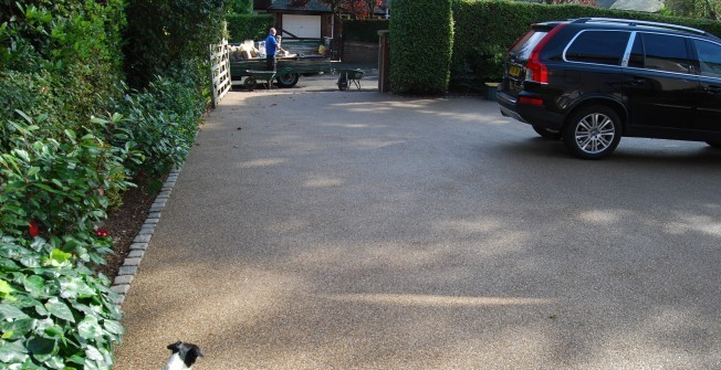 Ronacrete Stone Paving Specifications in Alderholt