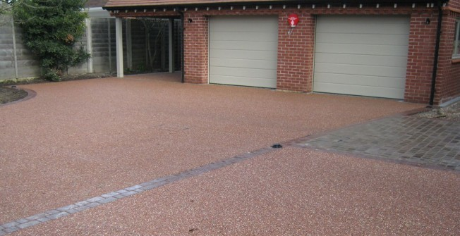 SuDS Compliant Surfacing Installers in Ashfield
